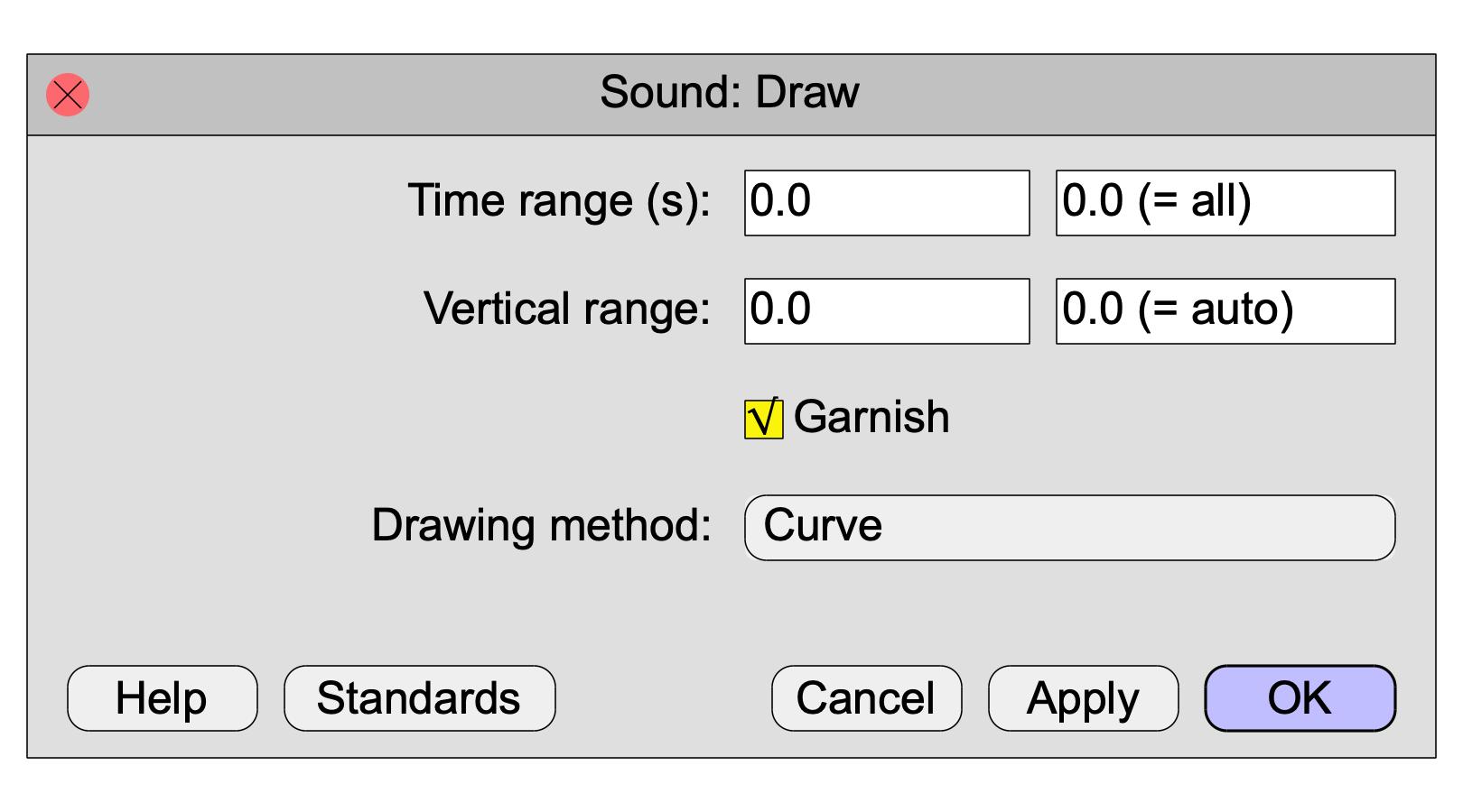 Scripting 2  How to script settings windows